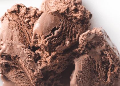 Dark 'N' Stormy Ice Cream