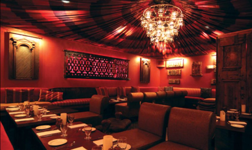Commercial Honourable Mention: Cafe Cairo