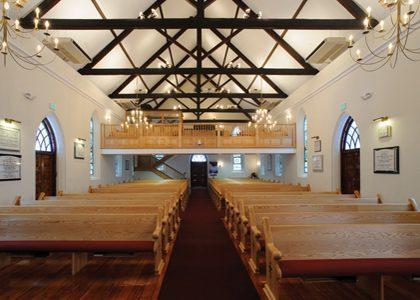 New Beginnings for a Venerable Church
