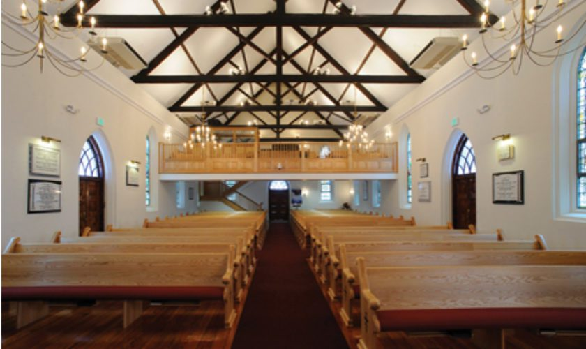 New Beginnings for a Venerable Church