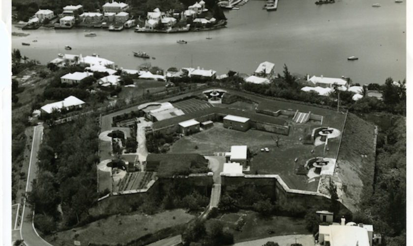 The Story of Fort Hamilton