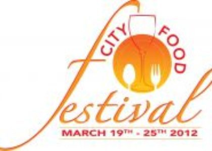 This Weekend – City Food Festival!