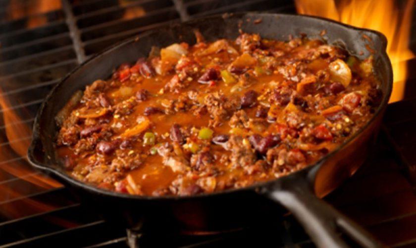 Gita Blakeney-Saltus' Beef and Bean Barbecue