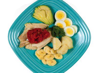 Charles Webbe's Sunday Morning Codfish and Potato Brunch