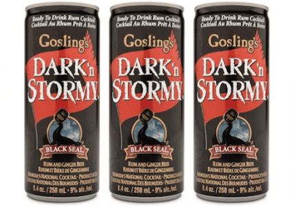 15 Things: Enjoy a Dark and Stormy