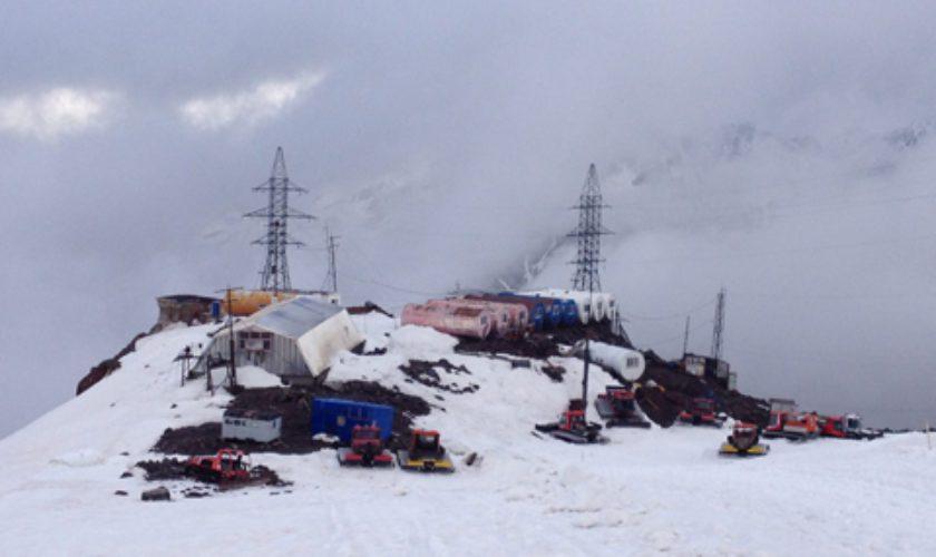 John Layfield's Seven Summits Blog #3