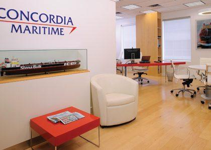 Honourable Mention: Concordia Maritime
