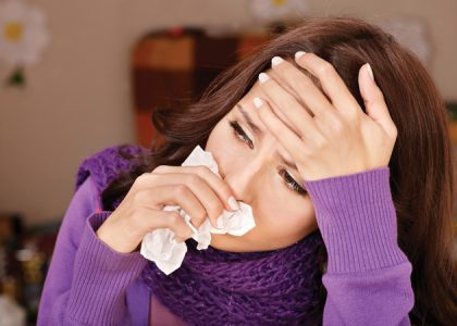 Healthy Bermuda – Cold and Flu