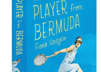 Tennis Player from Bermuda by Fiona Hodgkin