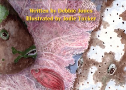 Fish Tales Book, New for Kids!