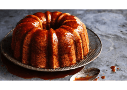 The Ultimate Gosling's Rum Cake