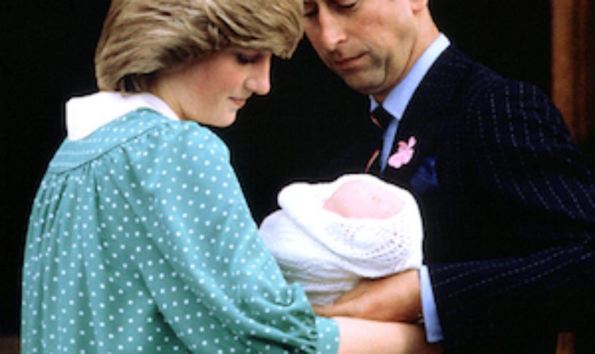 A Look Back at Princess Diana's Maternity Style