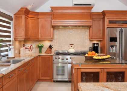 Four Fabulous Kitchens: Natural Beauty