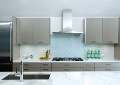Four Fabulous Kitchens: Cool and Contemporary