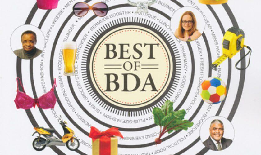 Best of Bermuda Awards 2013