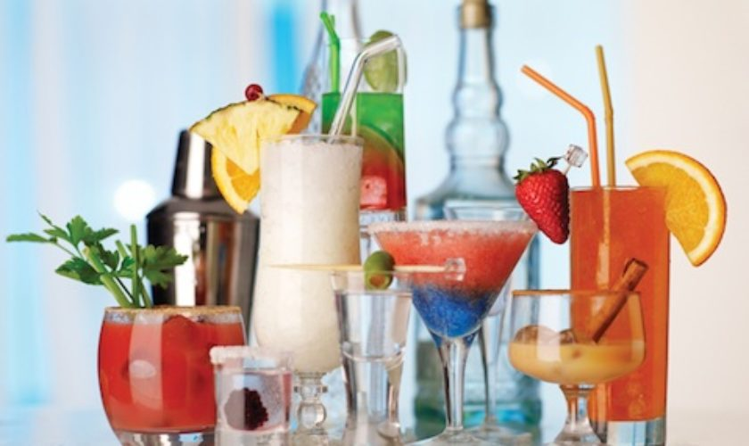 The Consummate Bermudian: The Cocktail Connoisseur