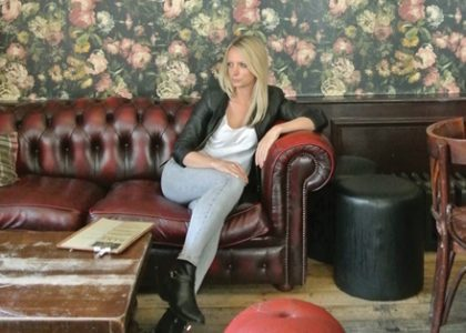 Lucie Bruckner: Finding Her Voice in London's Music Business