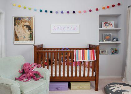 Kids Rule: Pippa's Perfect Nursery, Designed by Emily Hopkin