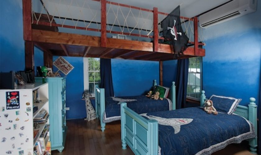 Kids Rule: Rory's Pirate Paradise, Designed by Nicola Lucas