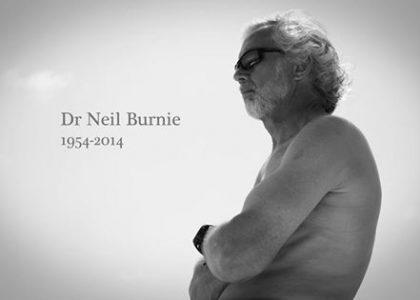 Dr. Neil Burnie