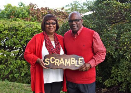 Scramble: The Home of Marie Gibbons Simons