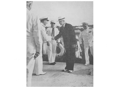 President Truman's Historic Visit to Bermuda