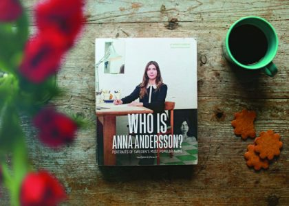 "What's in A Name? Meredith Andrews'; Book ""Who Is Anna Andersson?"""