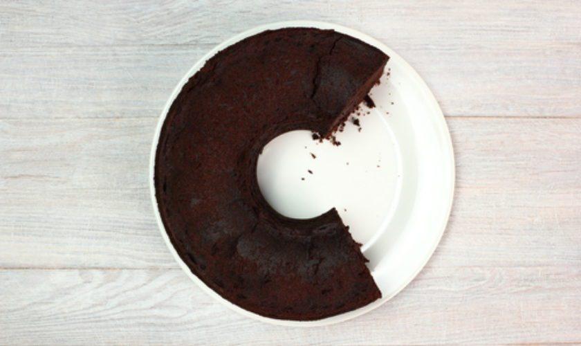 The Bermudian Cooks: Black Seal Rum Chocolate Black Cake