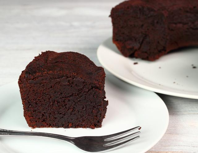 Teresa Perozzi's Perfectly Chocolate Chocolate Cake