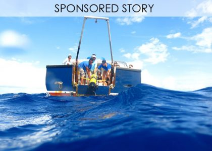 New BIOS gliders launched offshore Bermuda on first mission