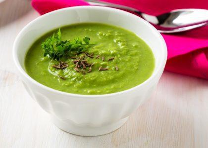 The Bermudian Cooks: Farmer's Market Soup
