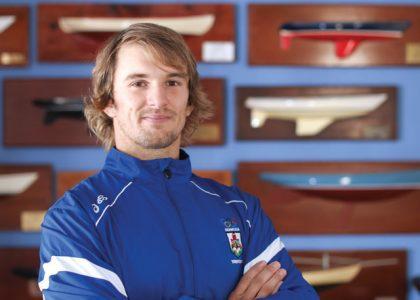 Our Olympic Hopefuls: Cameron Pimentel