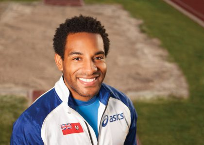 Our Olympic Hopefuls: Tyrone Smith