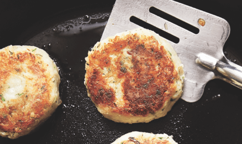 Codfish Cakes …and Other Good Friday Traditions