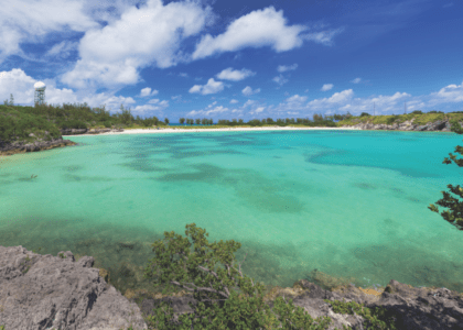 Cooper's Island: An Island Unto Itself
