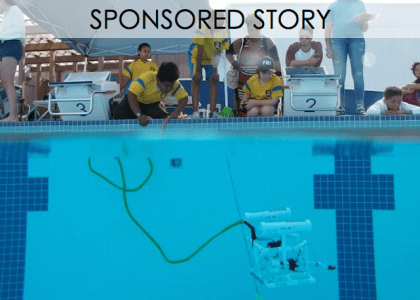 May the Best Underwater Robot Win