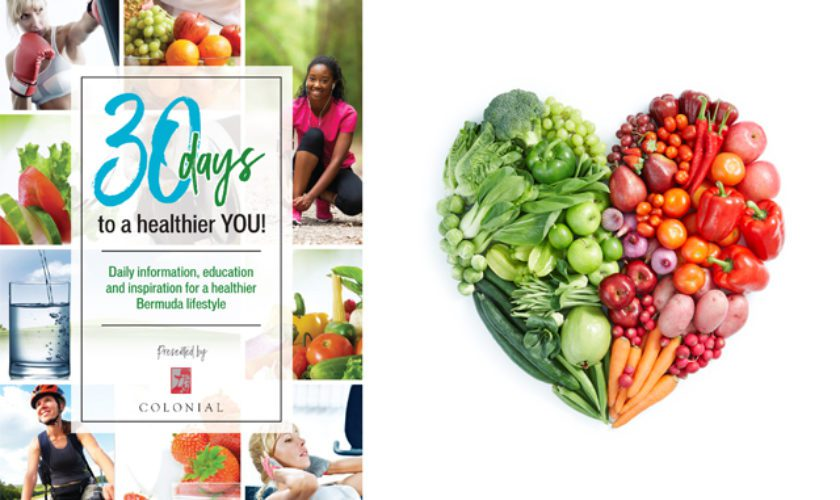 """""""30 Days to a Healthier You"""" Presented by Colonial Medical Insurance"""