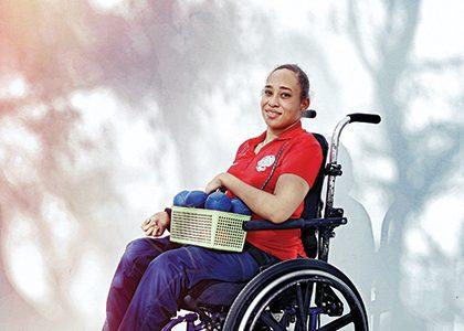 Meet Your 2016 Paralympians