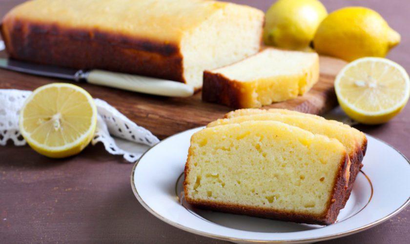 Bermuda Meyer Lemon Loaf
