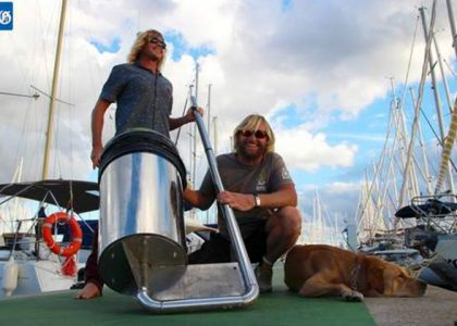 Seabin Project to Fight Against Ocean Pollution