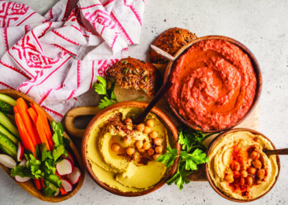 We Tried 3 NEW Flavours of BermyFresh Hummus: Here's What You'll Love About Them!