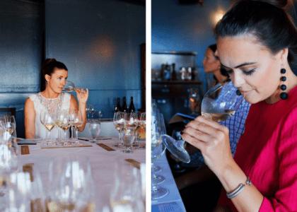 Kim Crawford Wine Blending Seminar with Gosling's Ltd.