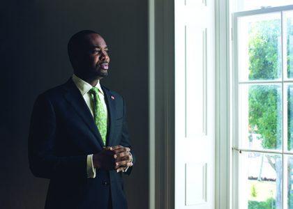 Bermudians of the Year: David Burt