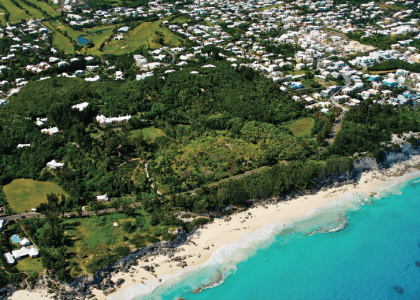 Bermuda's Best Parks and Nature Reserves