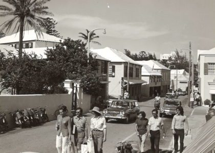 7 Vintage Photos Of Bermuda That Show How Much It's Changed