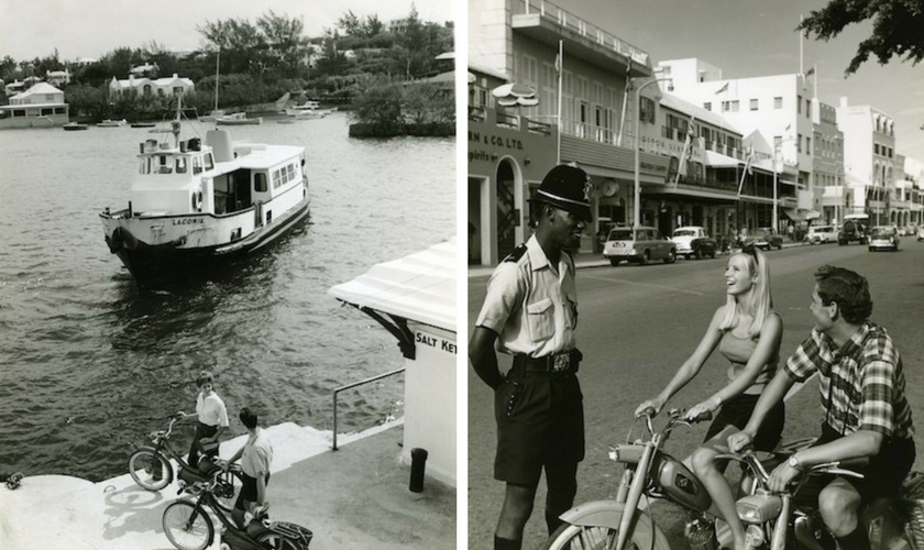 A Look Back at Life in Old Bermuda