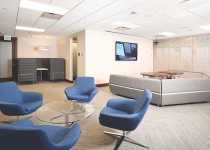 Commercial Interior Design Honourable Mention: MS Amlin