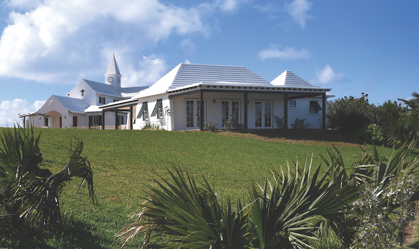 Commercial Building Design Winner: The Chapel Hamlet