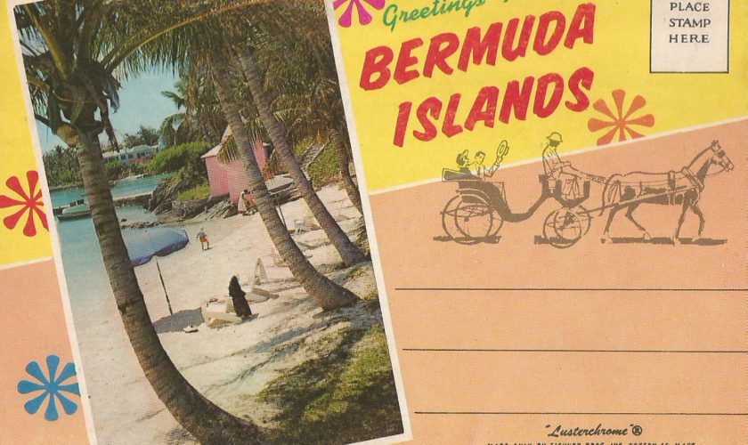 Vintage Postcards that Will Remind You of the Good 'Ol Days