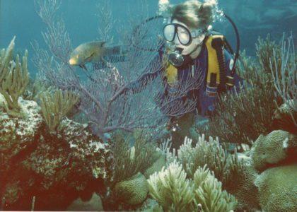 Vintage Underwater Film Photographs